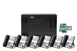 nec phone systems, business phone systems
