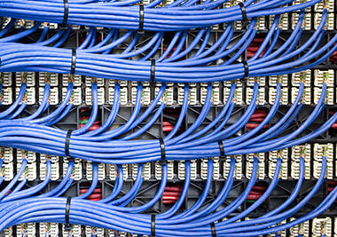 voice & data wiring